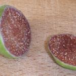 Pierwsze zbiory fig
