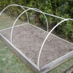 Namiot foliowy z rurek