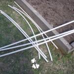 Materiały na namiot foliowy