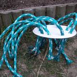 Przewlekanie sznurów